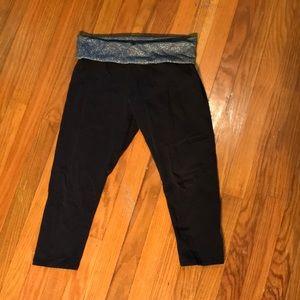 Aerie slim gym crop leggings